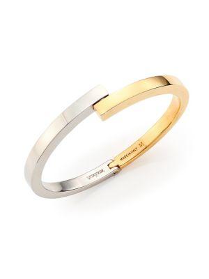 Mare Two-Tone Bracelet