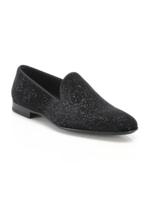 Saks Fifth AvenueCOLLECTION BY MAGNANNI Smoking Slippers rTzs4H0A