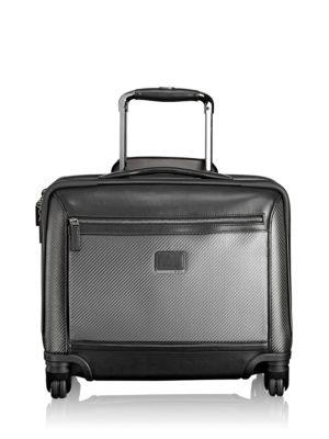 Valencia Compact Carry-On Four-Wheel Briefcase