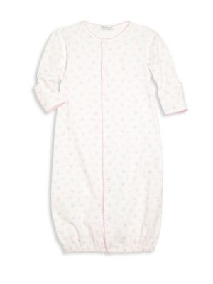 Image of Baby's Kissy Carousel Baby Animals Convertible Gown