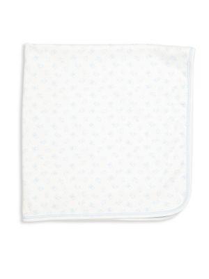 Babys Pima Cotton Printed Blanket