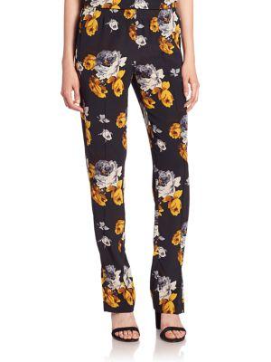 Pantaloni de damă THEORY Viewpine