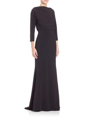 Dolman Gown