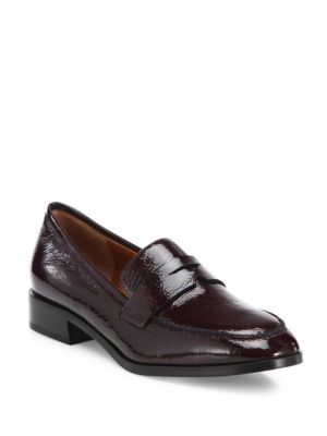 Sharon Patent Leather Loafers