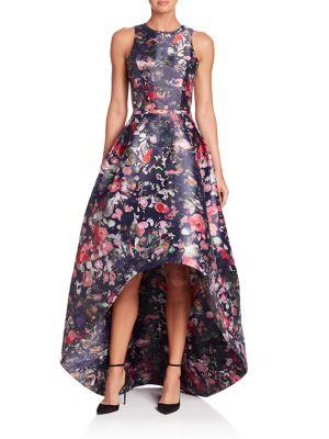 Rochie de seară ML MONIQUE LHUILLIER Floral