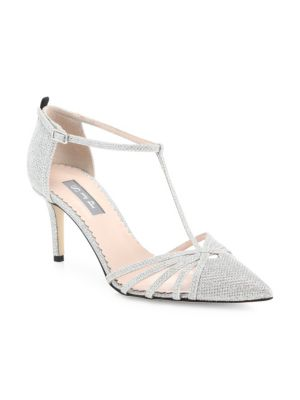 Carrie T-Strap Pumps