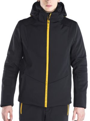 Tech Hooded Ski Jacket