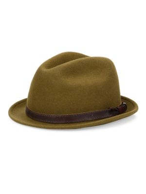 COLLECTION Lamb's Wool Fedora Hat