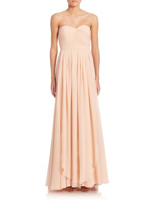 Mira Convertible Strapless Gown