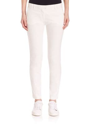 Pantalone Solid Pants
