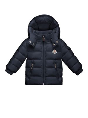 Baby's Long Sleeve Hooded Puffer Jacket