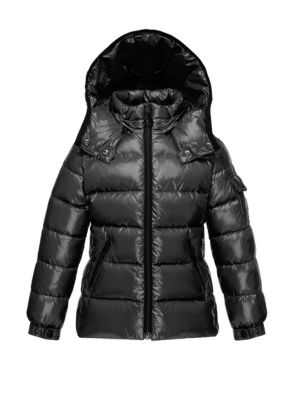 Toddler's Hooded Puffer Jacket