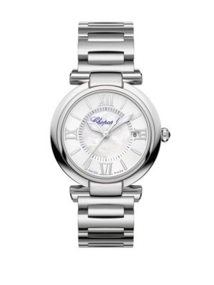 Imperiale Mother-Of-Pearl & Stainless Steel Bracelet Watch