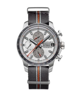 Grand Prix de Monaco Historique 2016 Race Edition Chrono Titanium & Stainless Steel Watch