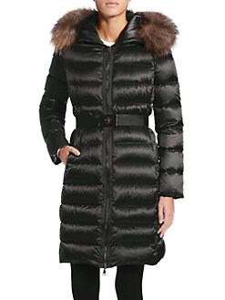 Women's Apparel - Coats - Puffers & Quilted - saks.com