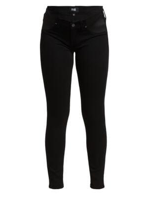 PAIGE MATERNITY Verdugo Ultra-Skinny Maternity Jeans