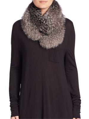 Collo Fox Fur Collar