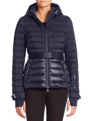 Sale alerts for  Bruche Hooded Puffer Jacket - Covvet