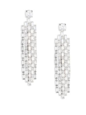 Monarch Deco Waterfall Earrings