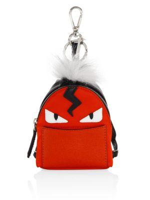 Monster Eye Backpack Charm