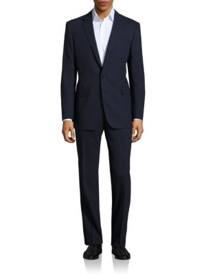 Connery Two-Button Wool Suit