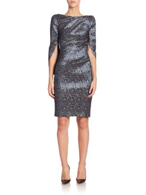 Konica Jacquard Dress