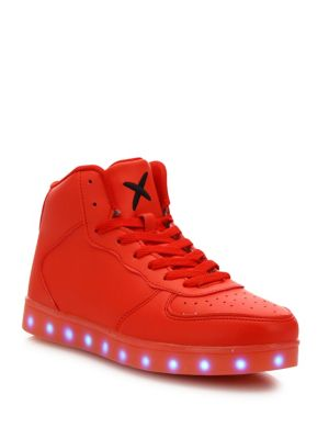 LED 2016 Light High-Top Sneakers
