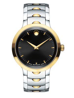 Luno Stainless Steel Analog Bracelet Watch