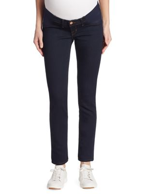 Mama Skinny Leg Jeans plus size,  plus size fashion plus size appare