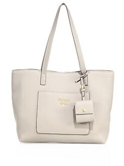 prada white handbags