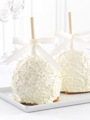 Petite Bride Caramel Apples- Pack of Two