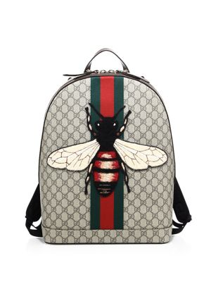 gucci male 187251 gg backpack