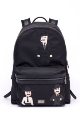 Vulcano Sicilian Men Backpack