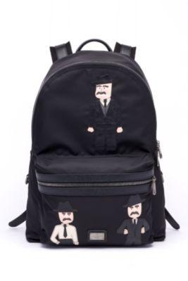 Vulcano Sicilian Men Backpack
