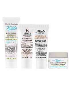 Receive a free 4- piece bonus gift with your $85 Kiehl's purchase