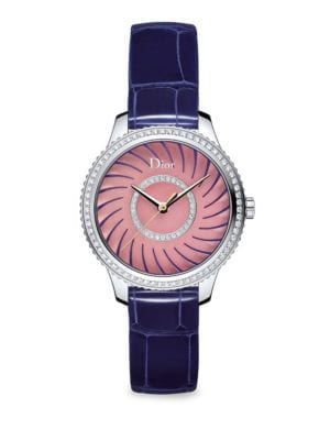 Dior VIII Montaigne Ligne Corolle Watch