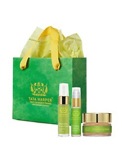 Receive a free 3-piece bonus gift with your $125 Tata Harper purchase & code