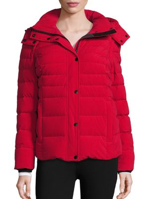 Down Puffer Jacket by Andrew Marc