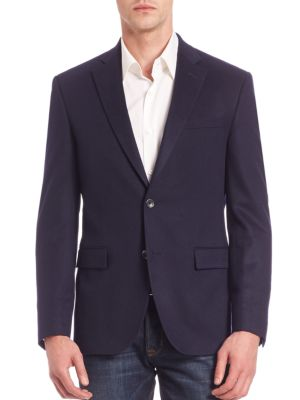 COLLECTION Solid Cashmere Blazer