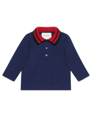 gucci baby babys polo tshirt