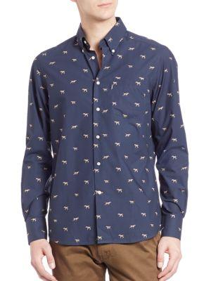 Springe Printed Shirt