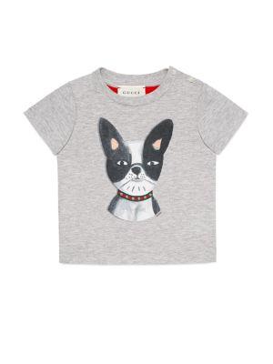 gucci baby babys cotton tshirt