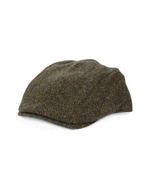 Woolen Paneled Cap