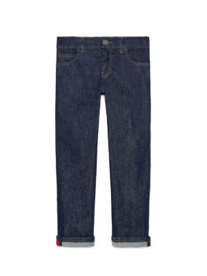 Little Boy's & Boy's Denim Pants