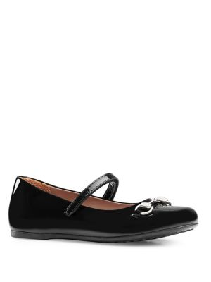 gucci baby babys toddlers girls ballet flats