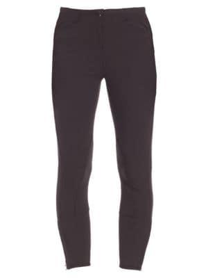 Jodphur Ankle Zip Pants