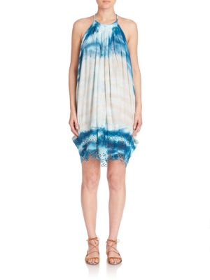 Trischa Tie-Dye Racerback Dress