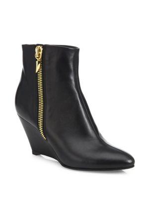 Botine de damă GIUSEPPE ZANOTTI Leather