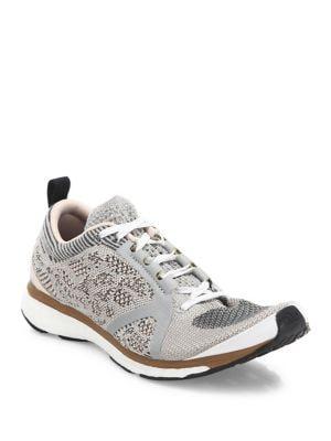 adidas by stella mccartney female  adizero adios running sneakers