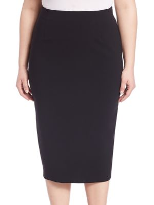 Elegante Colonna Pencil Skirt plus size,  plus size fashion plus size appare